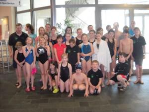 Die erfolgreiche Mannschaft des SV in Hamm