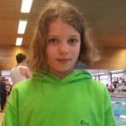 Die erfolgreichste Schwimmerin des Wochenendes: Elina Sprenger